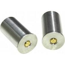 Protetor Percutor Megaline Aluminio Cal.12 Blister 2 Uni